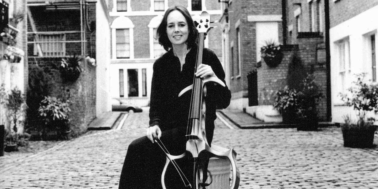 'Cellist Dinah Beamish
